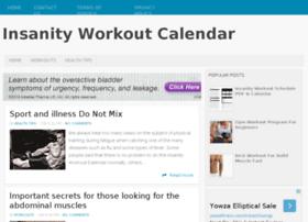 insanity-workout-calendar.net
