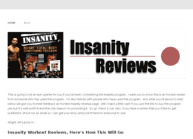 insanityreviewsx.com