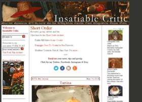 insatiable-critic.com