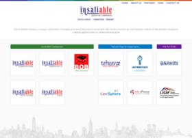 insatiablegroup.com