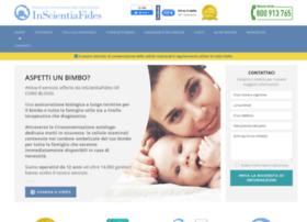 inscientiafides.com