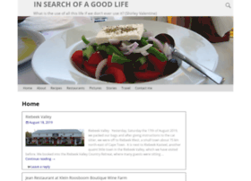 insearchofagoodlife.co.za