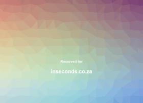 inseconds.co.za