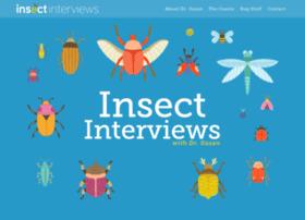 insectinterviews.com