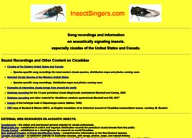 insectsingers.com