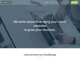 inside.cloudsponge.com