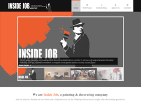 insidejobpainters.co.nz