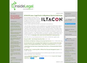 insidelegal.com