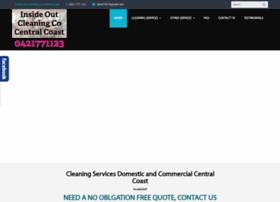 insideoutcleaningcocentralcoast.com