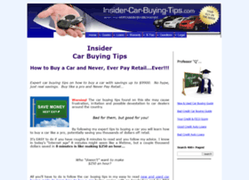 insider-car-buying-tips.com
