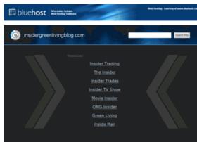 insidergreenlivingblog.com