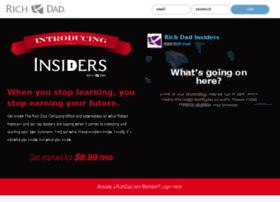 insiders.richdad.com