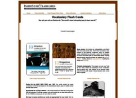 insidestoryflashcards.com