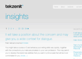 insights.tekzenit.com