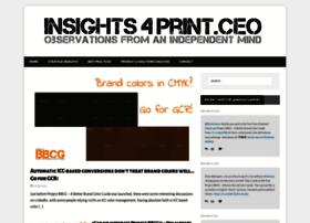 insights4print.ceo