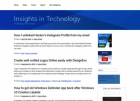 insightsintechnology.com