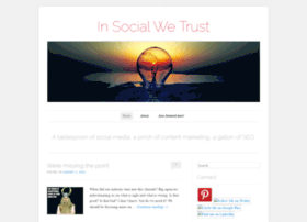 insocialwetrust.wordpress.com