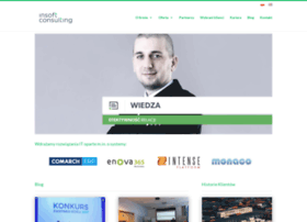 insoftconsulting.pl
