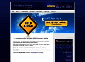 insolvencyhotline.com.au