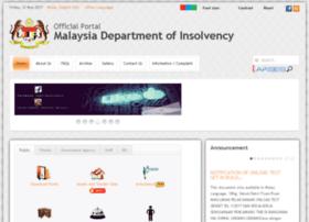 insolvensi.gov.my