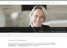 insolvenzrecht-ratgeber.de