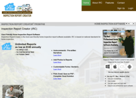 inspectionreportcreator.com