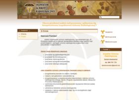 www.inspektorochronyradiologicznej.com Visit site