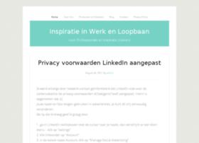 inspiratieinwerkenloopbaan.nl