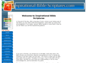 inspirational-bible-scriptures.com