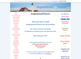 inspirational-prayers.com