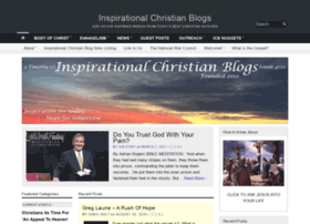 inspirationalchristiansfortoday.com