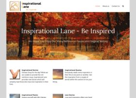 inspirationallane.com