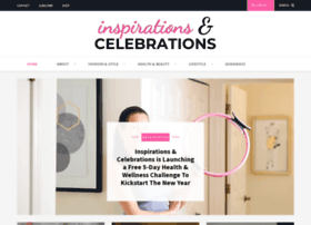 inspirationsandcelebrations.net