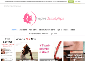 inspirebeautytips.com