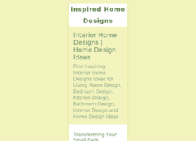 inspiredhomedesigns.com