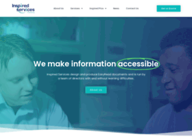 inspiredservices.org.uk