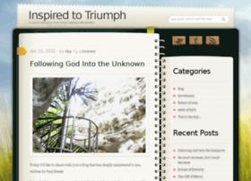 inspiredtotriumph.com