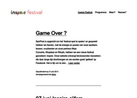 inspirefestival.nl