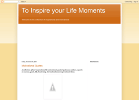 inspirelifeq.blogspot.in