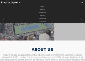 inspiresports.in