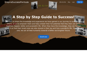 inspiresuccessformula.usefedora.com