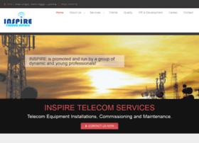 inspiretelecomservices.com
