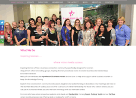 inspiringwomen.org.au