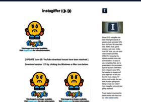 instagiffer.com