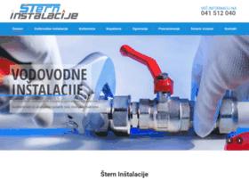 instalacije-stern.si