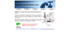 instalacionesfontalva.com