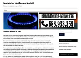 instaladordegasmadrid.es