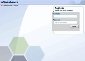 install.eclinicalweb.com