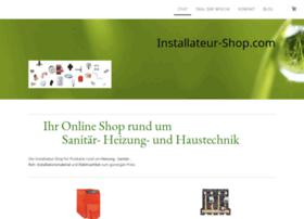 installateur-shop.com
