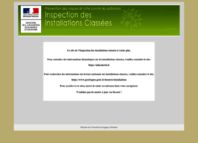 installationsclassees.developpement-durable.gouv.fr